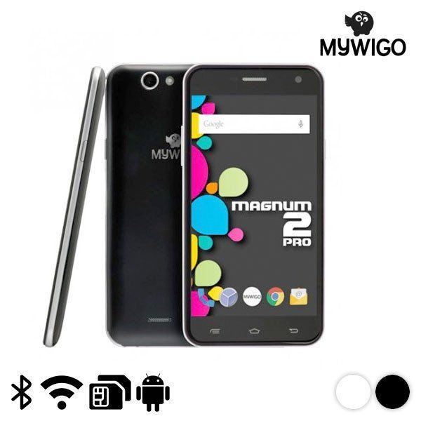 MYWIGO MAGNUM 2 PRO 5'' SMARTPHONE - Geeks Buy Gadgets