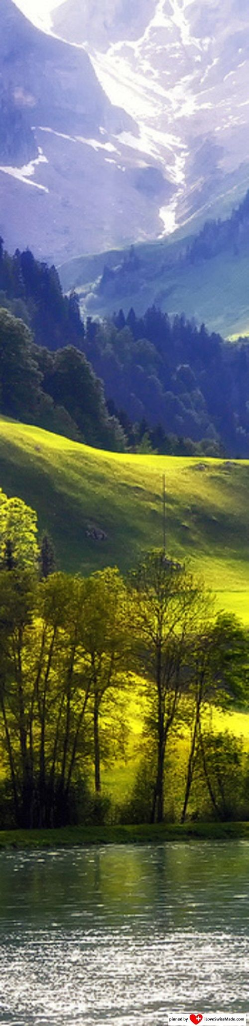 Engelberg. Re-pin adapted to Pinterest by iLoveSwissMade.
