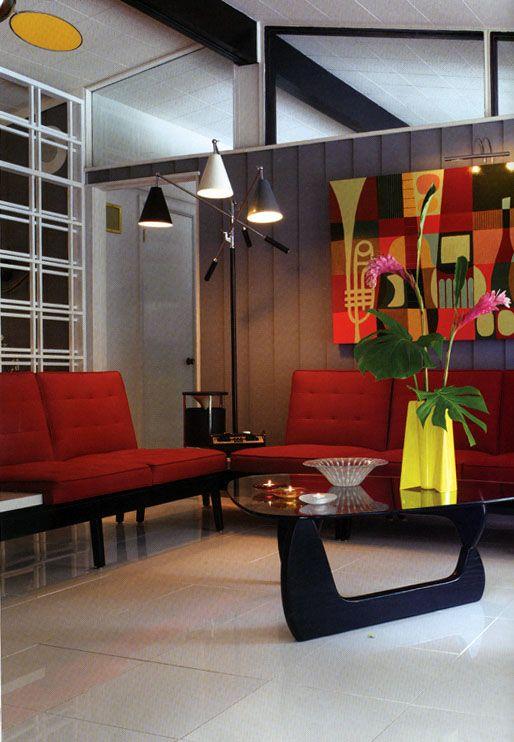 Mid Century Room Divider >> Mid Century Ship Interiors | Jazz, Mid-century modern and Classic