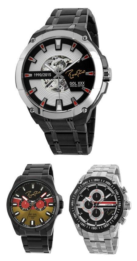 Relógios Rogério Ceni