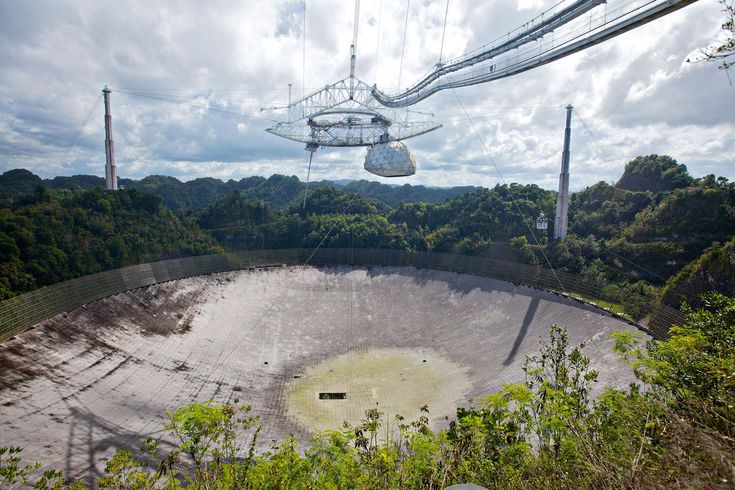 Famous for its role in the search for intelligent aliens, the world's second-largest radio telescope has NSF approval to keep doing science.