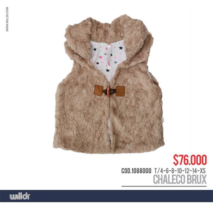 En invierno viste a la moda.