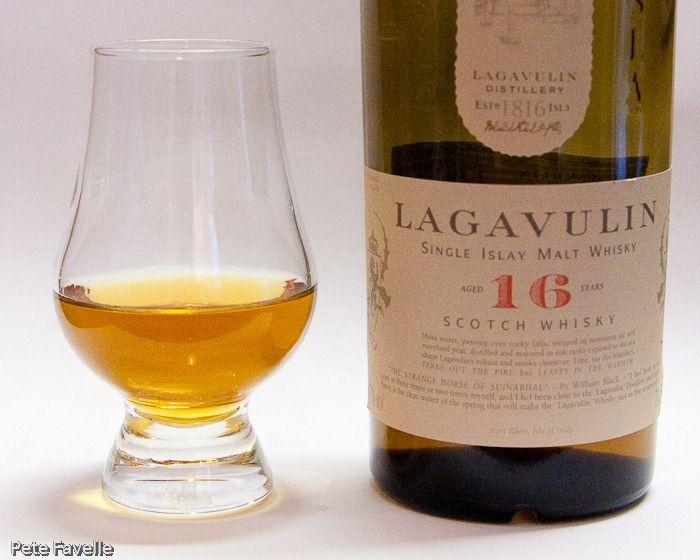 Lagavulin whisky.