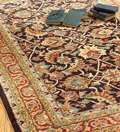 8' x 11' Regal Rug | Hearth Rugs