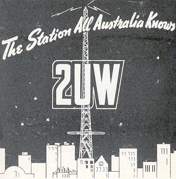 image of The Station All Australia Knows  2UW