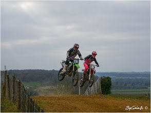 Photo :Moto cross championnat bretagne plouasne mars 2016 crédit photo judith gouebault bygaia