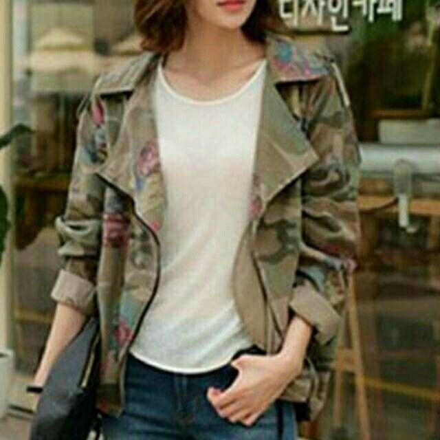 Temukan dan dapatkan Mantel jaket kamuflase hanya Rp 150.000 di Shopee sekarang juga! http://shopee.co.id/syifautami41/167400591 #ShopeeID