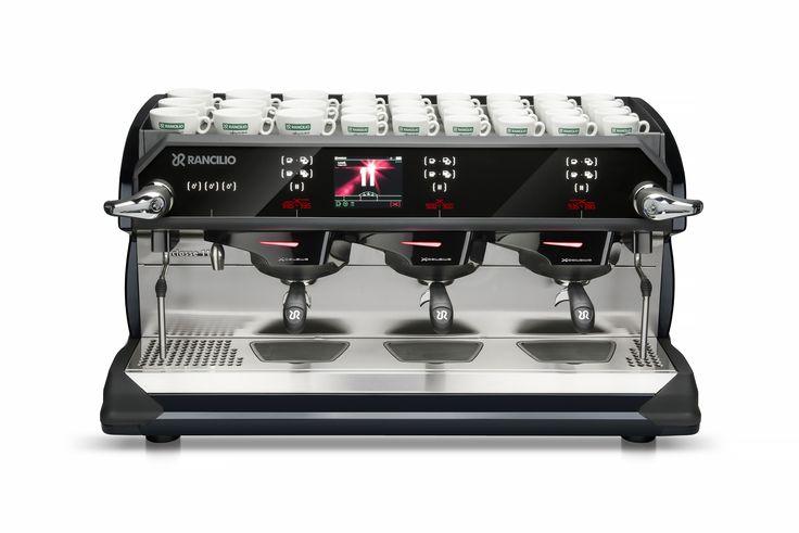 Rancilio Class 11 USB Xcelcius  #Rancilio #kawa #Ekspres #Barista #WeBrew  www.WeBrew.coffee