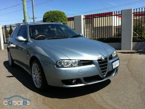 2006 Alfa Romeo 156 JTS MY2004