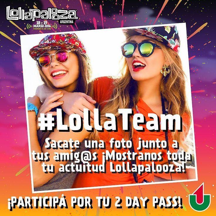 Cuánto Lollapalooza tenés??? Mostranos toda tu actitud Lolla en una foto junto a tus amigos con el hashtag #LollaUnicenter!!! Acordate de mencionar a @UnicenterShopping y seguirnos para participar.  Promoción sin obligación de compra válida en la Ciudad Autónoma de Buenos Aires y en la pcia. de Buenos Aires del 7/3/16 a las 1100 hs. al 15/3/16 a las 1800 hs. Se sortearán 2 premios de 1 entrada para Lollapalooza Argentina válidas para el 18 y 19 de marzo de 2016 Hipódromo de San Isidro Av…