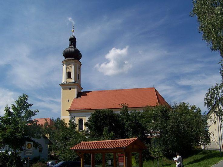 Irlbach, Pfarrkirche Mariä Himmelfahrt (Straubing-Bogen) BY DE