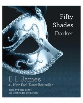 Fifty Shades Darker audiobook on 2 B Intimate