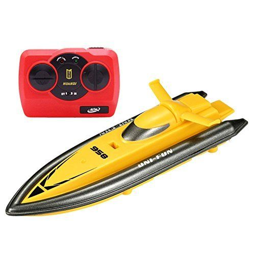 #marineelectronics Huanqi Technology 2.4GHz High Speed Remote Control Electric Toy Boat Racing RC Motor Boat: We are presently presenting…