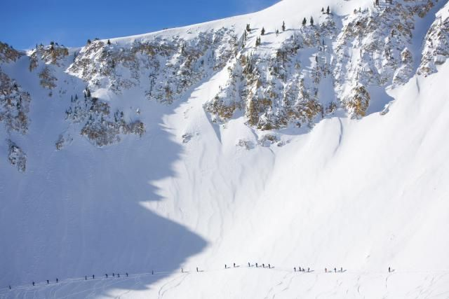 The 7 Best Ski Resorts Near Salt Lake City: Snowbird