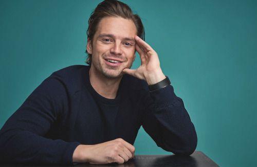Sebastian Stan - Photographed by Matt Doyle for Backstage Magazine, May 2016