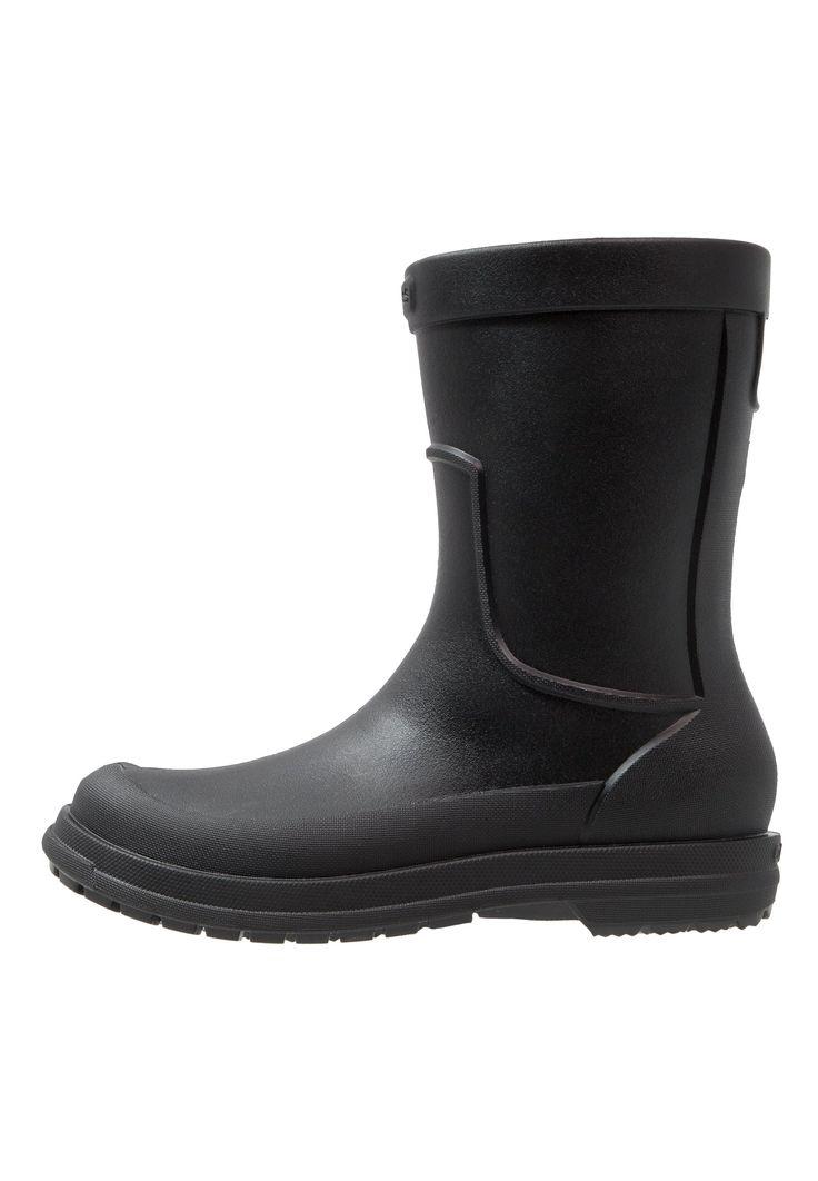 Köp  Crocs ALLCAST RAIN  - Gummistövlar - black för 549,00 kr (2017-10-08) fraktfritt på Zalando.se