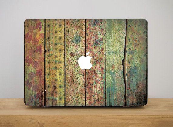 Bois Macbook housse Macbook 12 pouces cas Macbook Pro housse Macbook Air 11 Macbook Air coque Macbook Air 13 Macbook 12 ordinateur portable housse