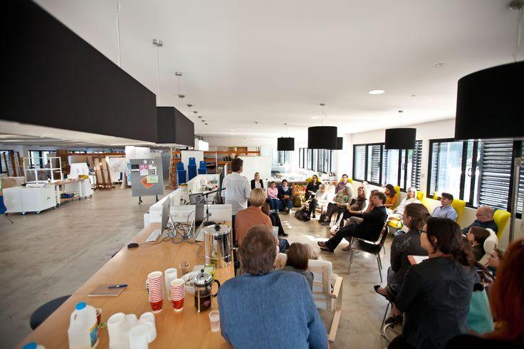 Amnesia Lab workshop. Postgraduate studios #artdesignunsw