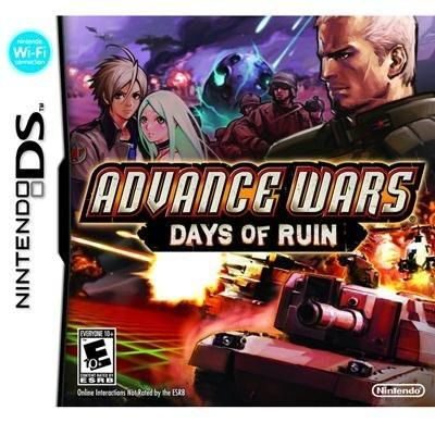 Advance Wars: Days of Ruin - PREOWNED