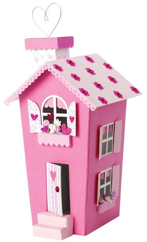 casinha rosa 2