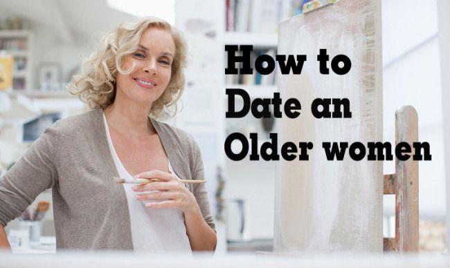 How to date an older woman: 7 tips on dating older women | WikiYeah