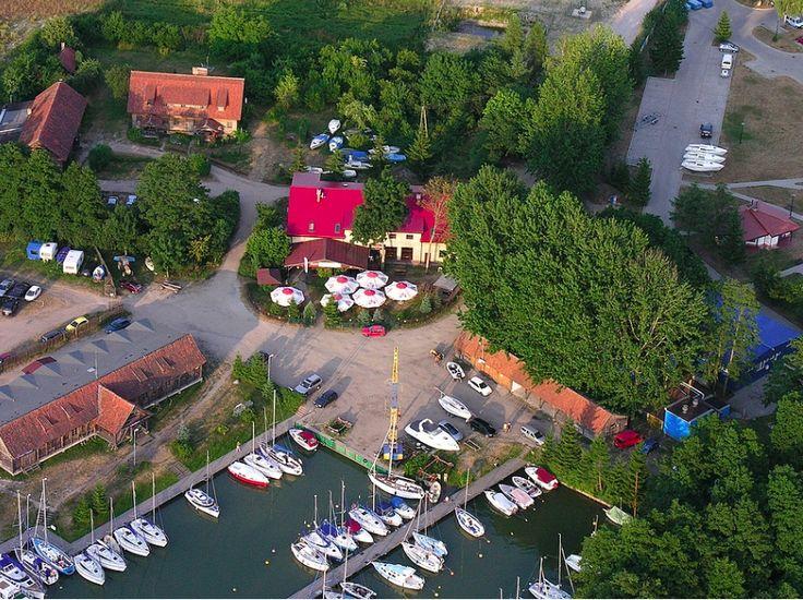 Piaski Marina/ Beldany Lake/Mazury