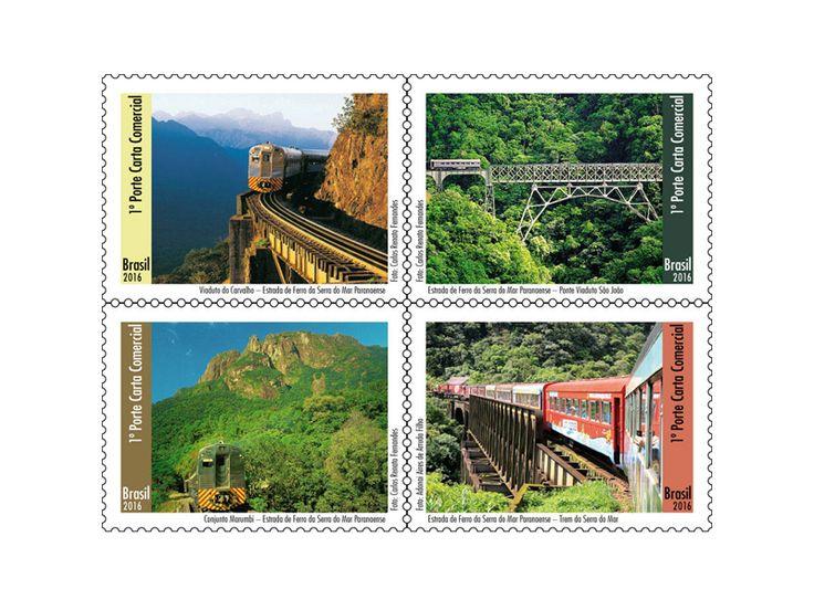 COLLECTORZPEDIA Paranagua-Curitiba Railway