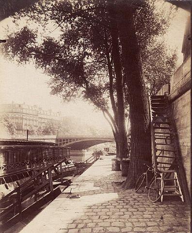 Quai dAnjou, Paris