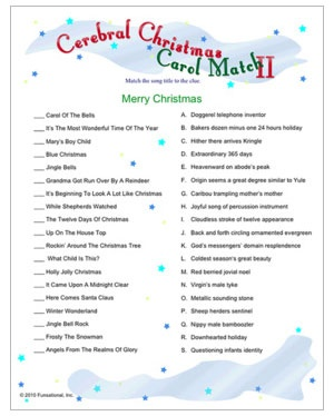 53 best Christmas Carol Games images on Pinterest | Christmas ...