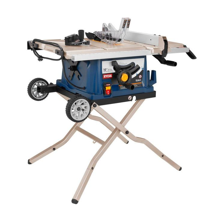 17 Best Ideas About Ryobi 10 Table Saw On Pinterest 10 Table Saw Ryobi Power Tools And Power