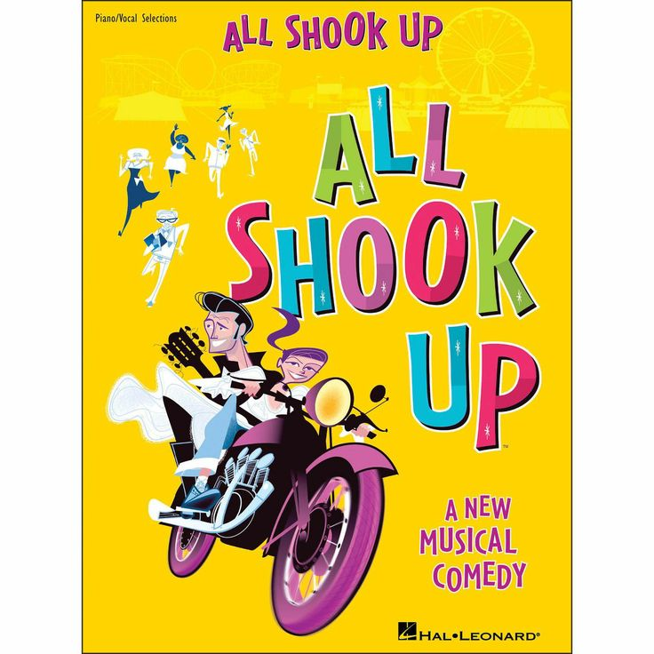 all shook up broadway show There's a whole lotta shaking going in all shook up, a diverting road show based on the short-lived rialto production broadway review:.