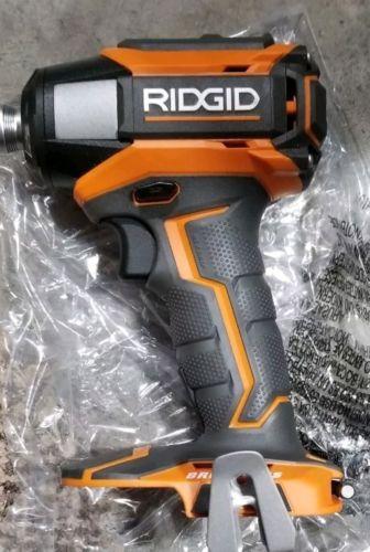 Impact Drivers 168134 Ridgid R86037b 18 Volt 18v Gen5x Brushless 3 Sd Driver Rigid Bare Tool It Now Only 62 22 On Ebay