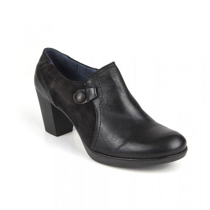 Aspen 040 Negro #Yokono #YokonoShoes #ShoesBlack #ZapatosBlack