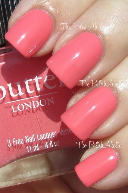 Butter London Trout Pout: Polish Collection, Nails Art, Nails Colors, Pink Nails, Butter London, Trout Pout, Nails Polish, London Trout, Summer Colors