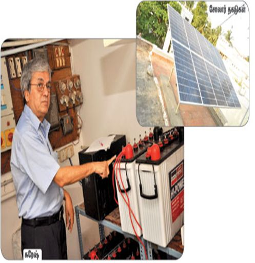 Solar power is reshaping energy production around the world. While people are choosing to move to solar power in many countries like China, Japan, Germany, and the United States, Indians are also changing their lifestyle to use solar power as a source of energy. One such person is Dwarkadas Suresh, popularly known as Solar Suresh. … Continued
