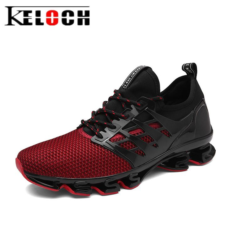 Keloch 2017 Summer Running Shoes Men Outdoor Authentic Trainers Male Comfortable Jogging Sneakers Men Zapatillas Deporte Mujer #Affiliate