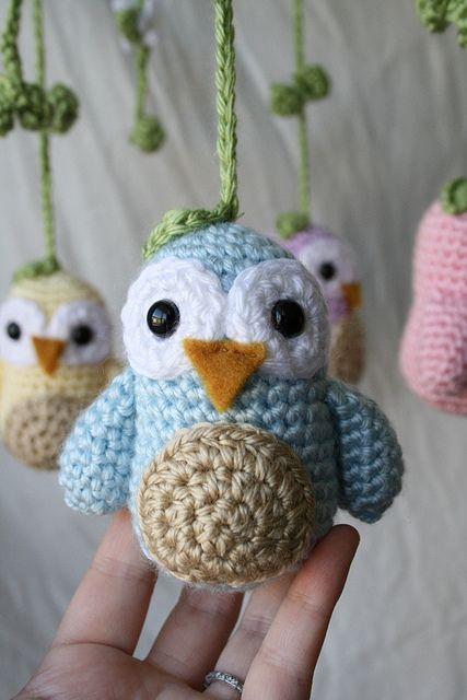 These are so cute! I've always loved owls
