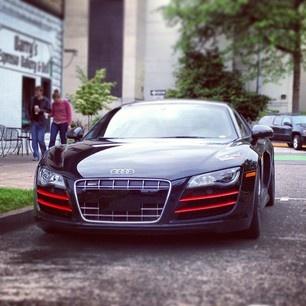 Viscous R8! #Audi