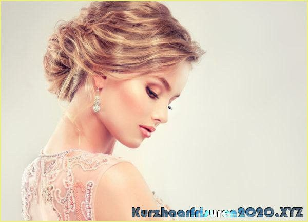 Schicke Frisuren Für Graue Haare Light Brown Hair Wedding