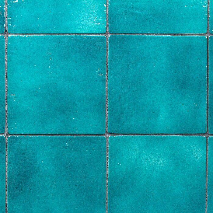 Appaloosa 7 X 7 Porcelain Stone Wall And Floor Tile In 2020 Wall And Floor Tiles Pool Tile Tile Trends