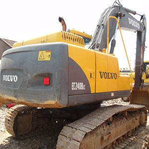 Used Volvo Excavator EC240BLC can come in many sizes