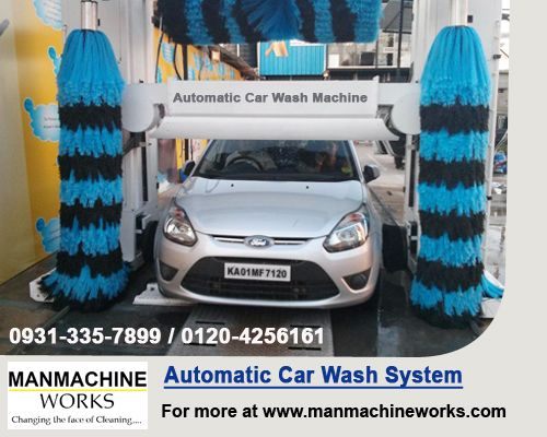 The availabilities of advance car cleaning products and automated washing systems have let this organization earn an envious reputation in the world of automobile cleaning. The automatic car washing system of Manmachine Works will help you run a well-organized cleaning center. These machines differ in designing, features, and performance capacities.