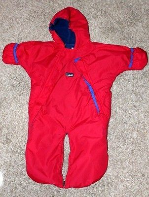 Infant PATAGONIA Baby Bunting Ski Snowsuit Size L (16-20 lbs.) - http://clothing.goshoppins.com/baby-toddler/infant-patagonia-baby-bunting-ski-snowsuit-size-l-16-20-lbs/