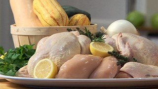Chicken Fricassee with Tarragon Recipe - Delish.com