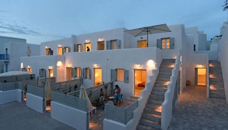 4* Porto Naoussa Hotel στην Νάουσα της Πάρου μόνο με 119€!