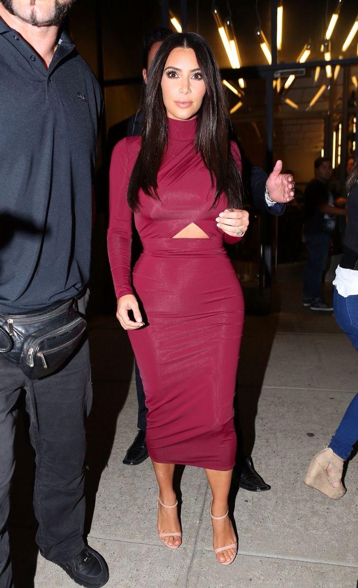 11 August 2014. Kim K out in NYC. #kardashian #kardashians #jenner #paparazzi #kim #kourtney #khloe #kris #kendall #kylie #bruce #rob #kanye #west #scoot #disick #mason #penelope