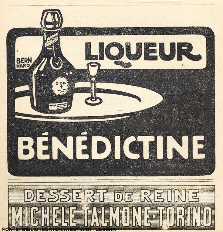 Reclame del 1912 #drink