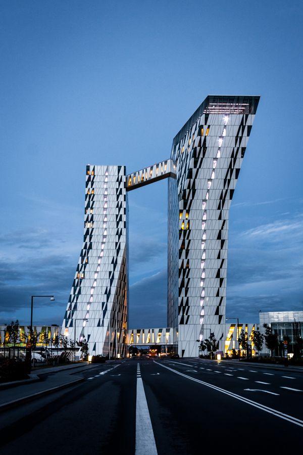 Ørestaden, Copenhagen, Denmark by Mike Dugenio Hansen
