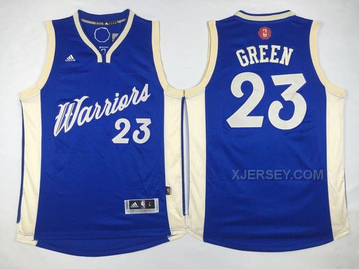 3d1a45fa512 ... Buy Warriors 23 Draymond Green Blue Christmas Day Swingman Jersey from  Reliable Warriors 23 Draymond Green Mens Golden State ...