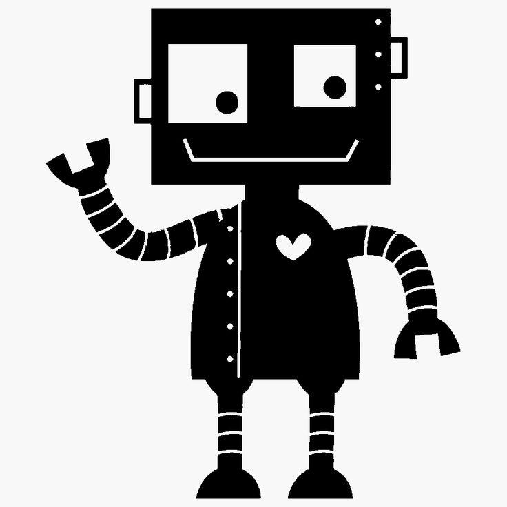 Meisje robot